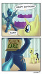 [Commission] Last Minutes Cake by Sa1ntMax