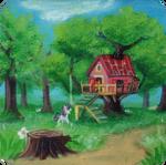 CMC's Tree House by Sa1ntMax