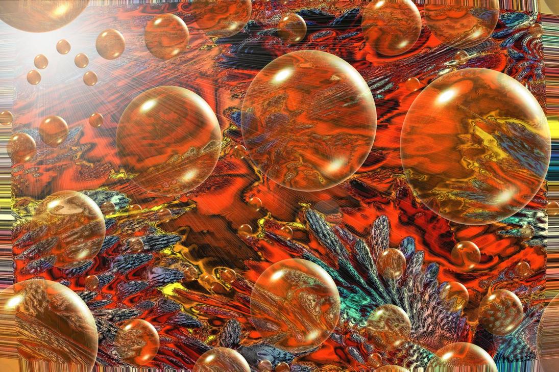 Bubble Craft CXXVI by montag451