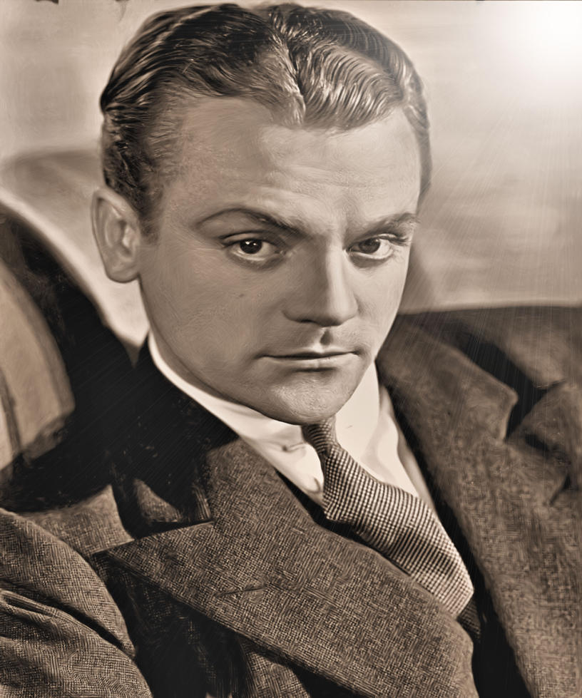 James Cagney by montag451