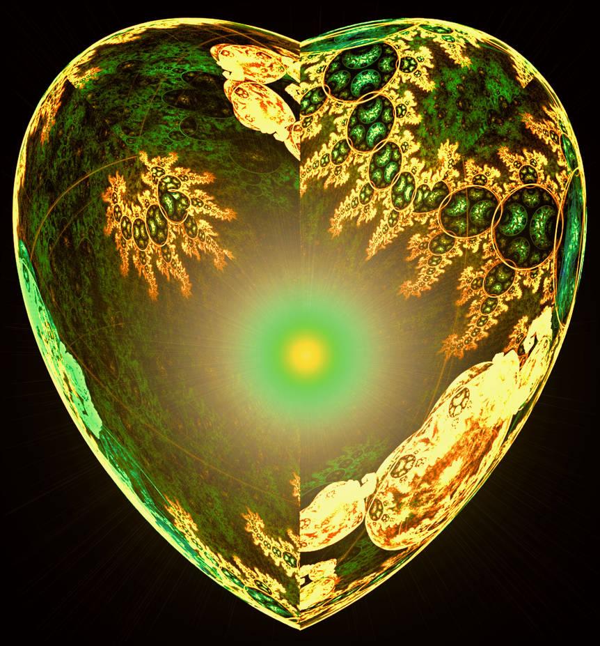 Heart Light IX