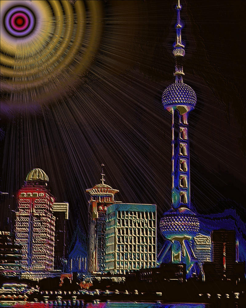 Shanghai Surprise by montag451