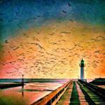 Dawn Of Byrds by montag451