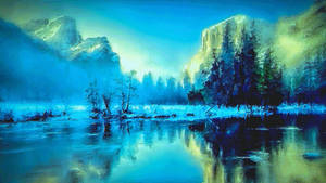 Yosemite Dreamscape by montag451