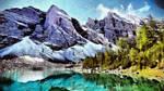 Rocky Mountain Vista