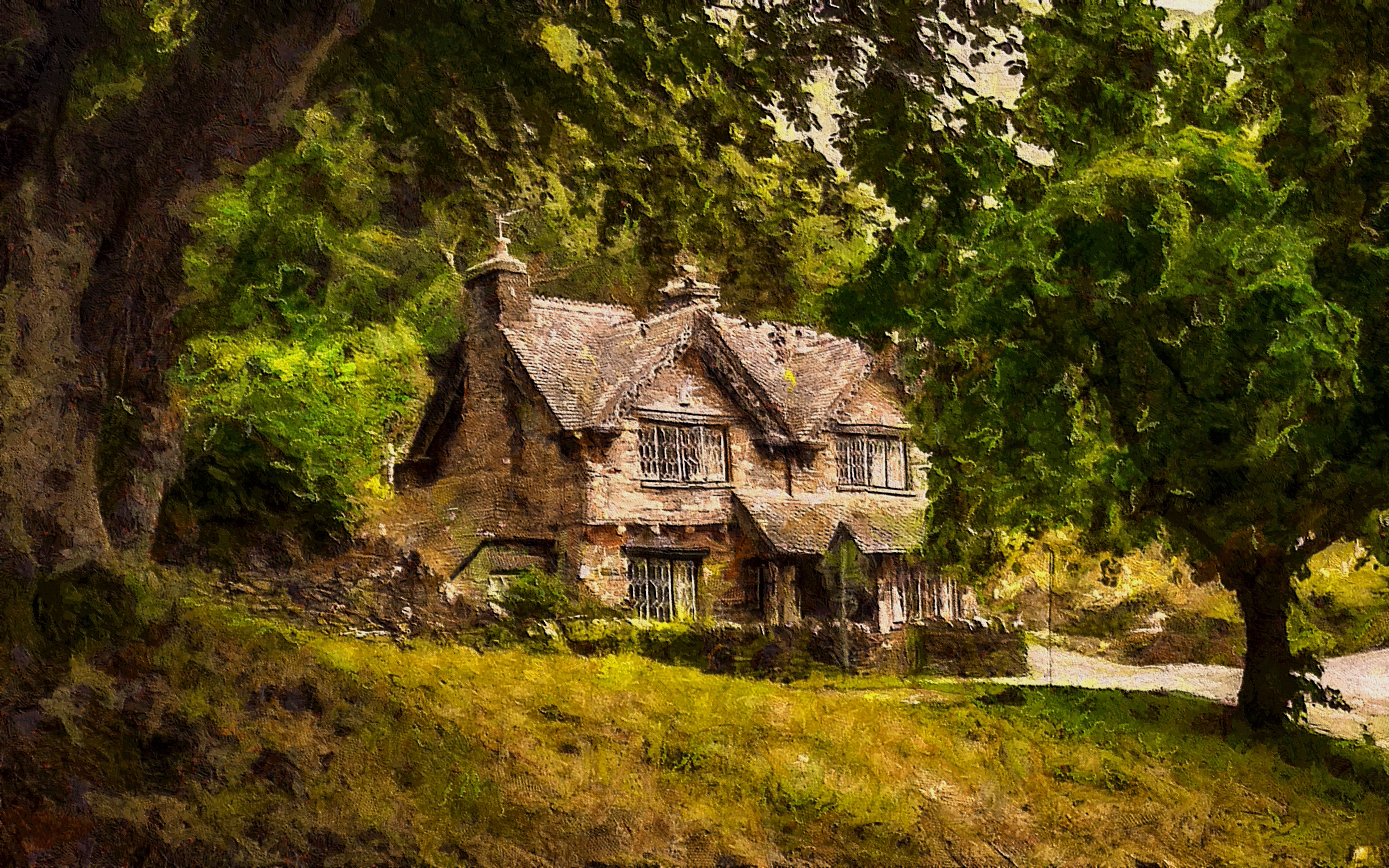 Country Dwelling