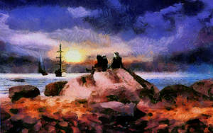 The Seafarers by montag451