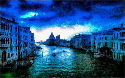 A Venice Dreamscape by montag451