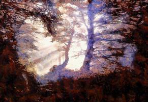 Autumn Daybreak by montag451