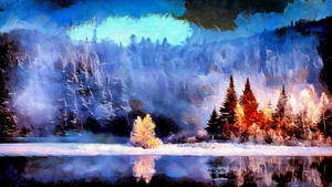 Winter Myst by montag451