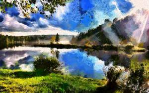 Spirit Lake by montag451