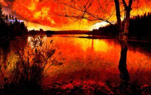 Autumnscape by montag451