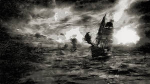 The Ghost Ships Of Devil's Sea by montag451
