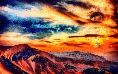 Utah Colorscape by montag451