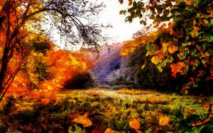 Mystical Autumn by montag451