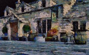 Ye Olde Pub by montag451