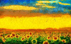The Sunflowers by montag451