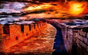 The Great Wall Revisited by montag451