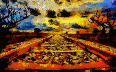 The Road Ahead by montag451