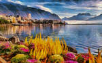 Switzerland Dreamscape