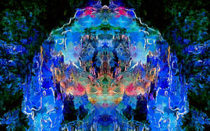 Electric Blue IX by montag451