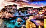 Dubrovnic, Croatia Dreamscape