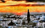 Kazan, Tatarstan Dreamscape