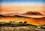 Table Mountain by montag451