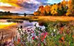 Autumn's Grandeur
