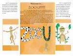 Zoo-U Brochure: front
