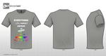 Original Quote T-shirt Design Challenge Entry 1