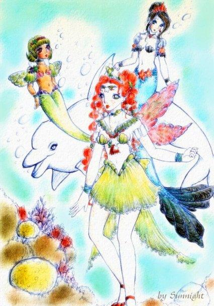 Sailor Mizubelle... by sunnight1