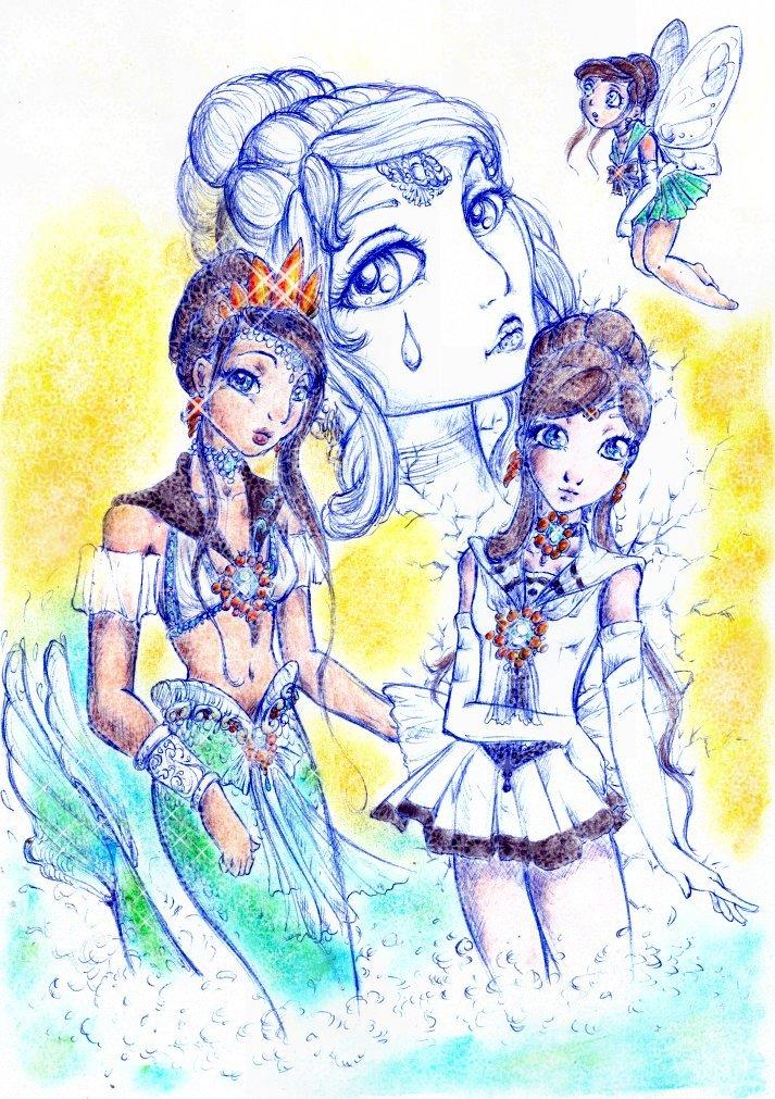 Sailor Neobelle by sunnight1
