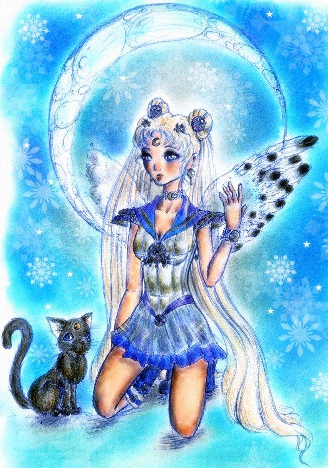 Sailor silver Nemesis by sunnight1