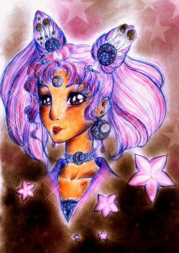 Sailor Chibi Nemesis by sunnight1