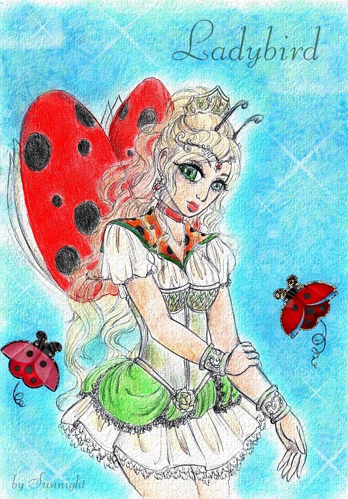 Sailor Ladybird by sunnight1