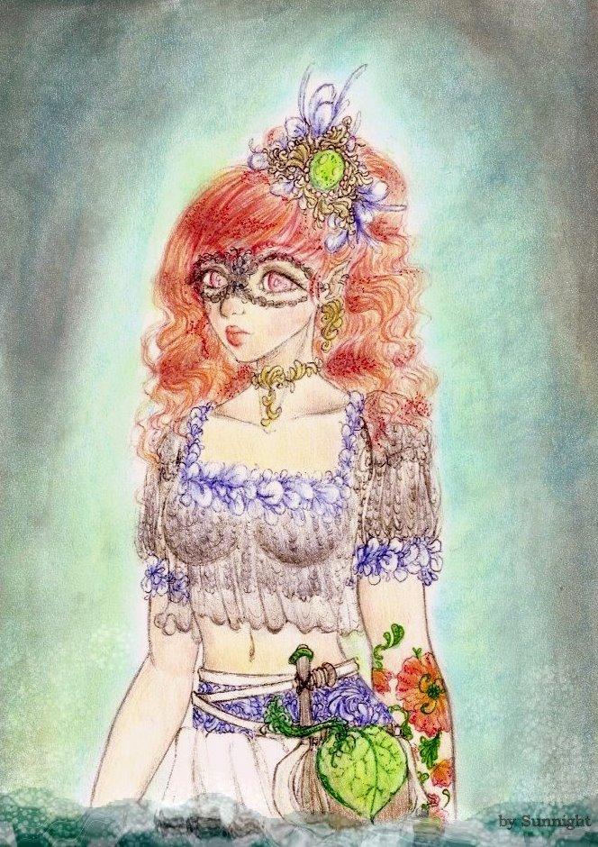 Cindy van Greenbealt by sunnight1