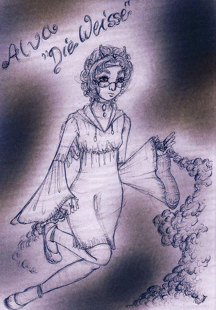 Alva die Weisse by sunnight1