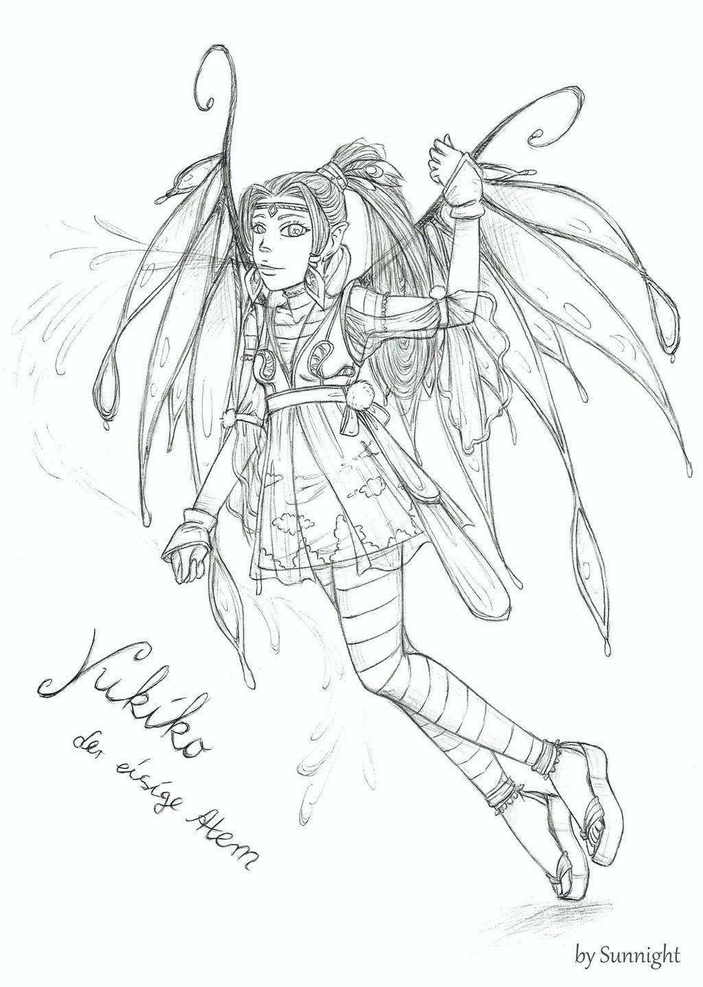 F.A.I.R.Y. Yukiko by sunnight1