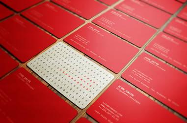 Creative Programmer Business Card