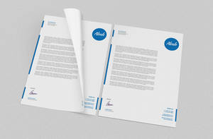 Corporate Letterhead vol.9 by nazdrag