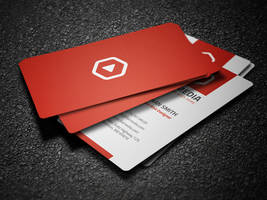 Corporate Business Card by nazdrag