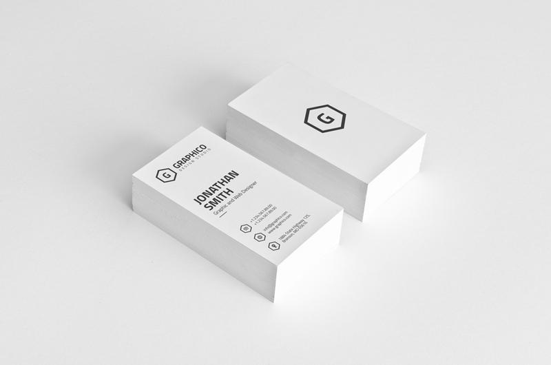 Simple modern business card by nazdrag on deviantart simple modern business card by nazdrag colourmoves