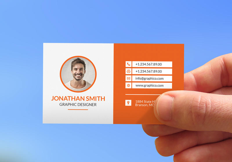 Creative corporate business card by nazdrag on deviantart creative corporate business card by nazdrag reheart Images
