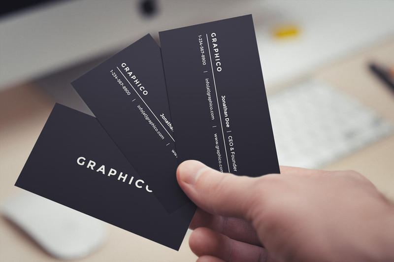 Simple personal business card by nazdrag on deviantart simple personal business card by nazdrag colourmoves