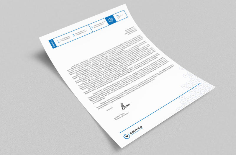 how to create letterhead on word doc