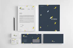 Corporate Stationery vol.4 by nazdrag