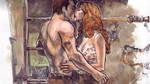 Simon and Kaylee