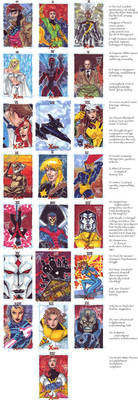Tarot: X-Men