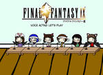 Final Fantasy IX Voice Acting Let's Play Part 41